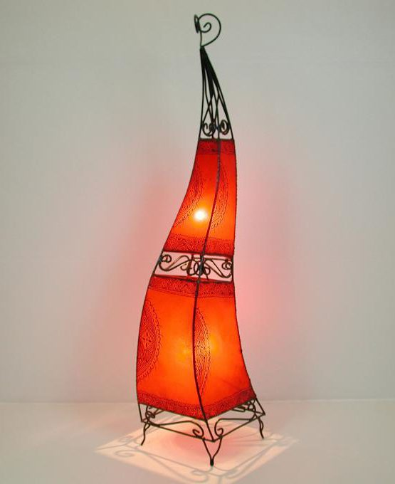 Henna lampa Ibis XL 120-orange (2)